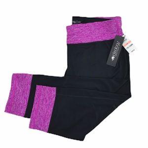 Ideology Work Out Yoga Capri Pants Size 2X